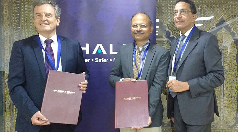 Thales and IIT Madras Sign MoU for PhD Fellowship