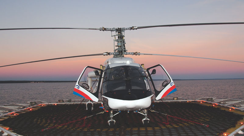 Russian Helicopters to discuss maintenance and after sales service issues at DefExpo