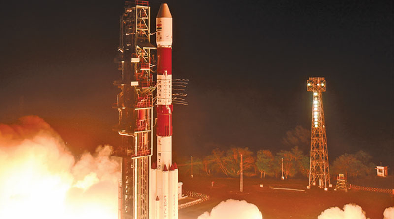 IRNSS-1I Navigation Satellite Successfully Launched