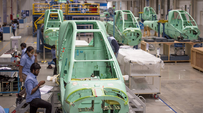 First AH-64 Apache helicopter fuselage delivered by Tata Boeing Aerospace