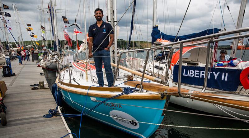 Navy Commander Readies For Second Golden Globe Race