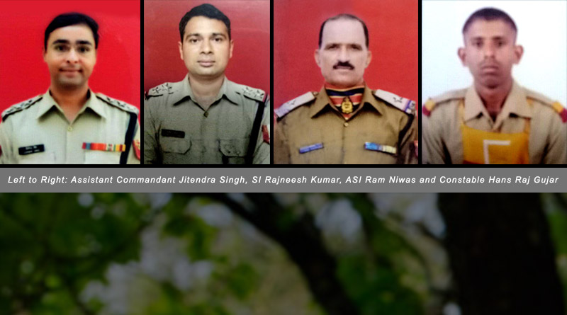Another Ceasefire Violation by Pak, Four BSF Troops Martyred