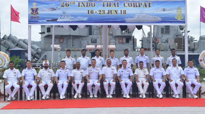 CORPAT 2018 Concludes