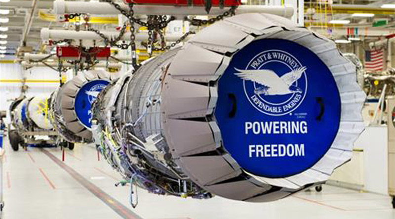 F135 engines for F-35s