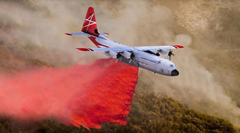 Lockheed Martin Introduces FireHerc at Farnborough Airshow 2018