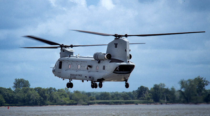 Indian CH-47F(I) Chinook