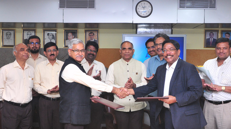 MoU Signed Between HAL and BBMP for Signal Free Corridor