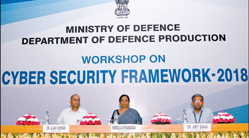 DDP organises workshop on Cyber Security Framework