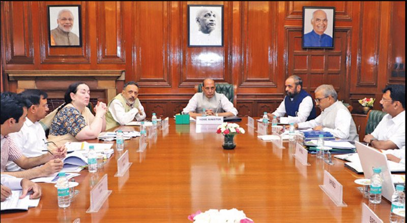 Union home minister exhorts BPR&D to train policemen in soft skills