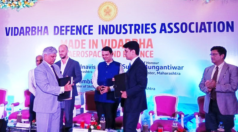 Tata Technologies Ltd. Signs MoU with Vidarbha Defence Industries Association in Nagpur