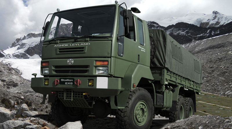 Defence Tracked Combat Vehicle Tender Awarded to Ashok Leyland