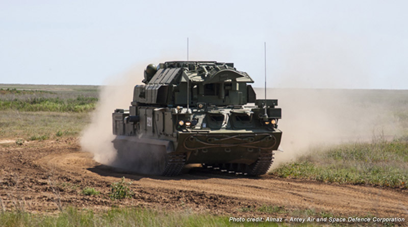 Rosoboronexport introduces the new Tor-E2 SAM System