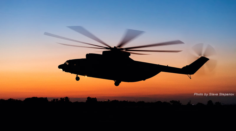 Russian Helicopters to present an upgraded Mi-26Т2В at Army-2018