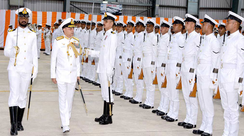 Vice Admiral Anil Kumar Chawla appointed chief of SNC