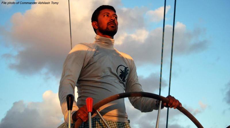 Commander Abhilash Tomy