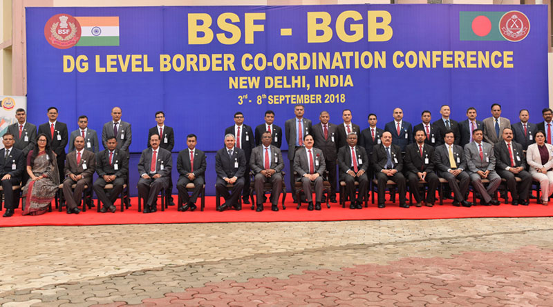 DG's of BSF and BGB Discuss Further Cooperation