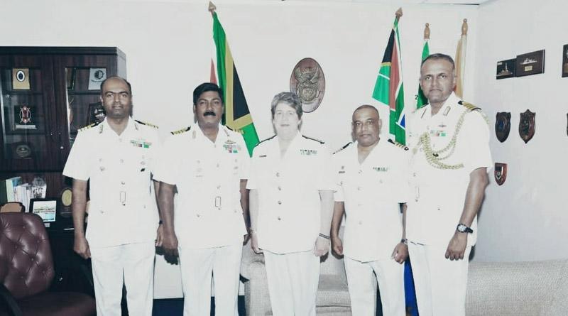 Ex IBSAMAR-VI Kicks Off in South Africa