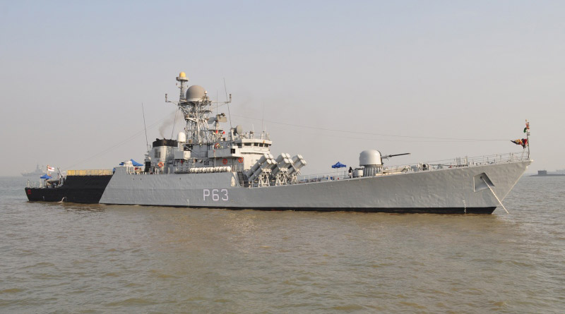 Indian Naval Ship Kulish