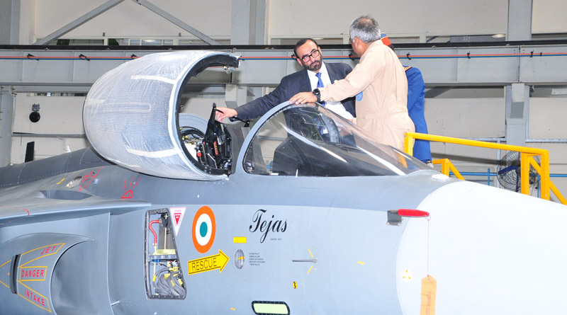 Al Bowardi visits HAL in Bengaluru, evinces interest in Tejas