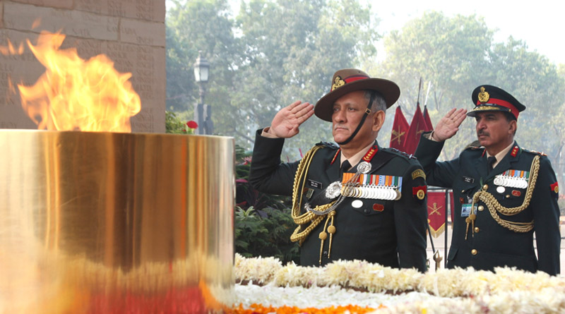 Chief of the Army Staff General Bipin Rawat Set to Visit Vietnam