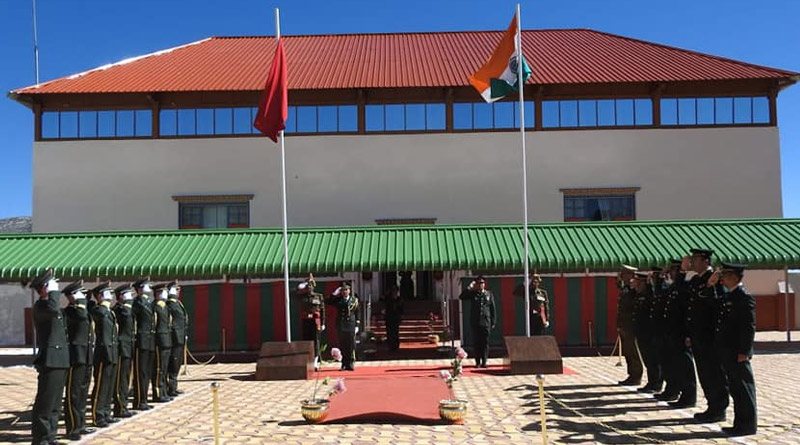 First High-Level Border Personnel Meeting between India and China