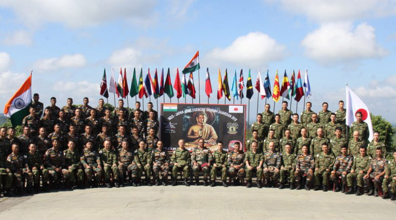 India, Japan Conclude First Joint Military Exercise