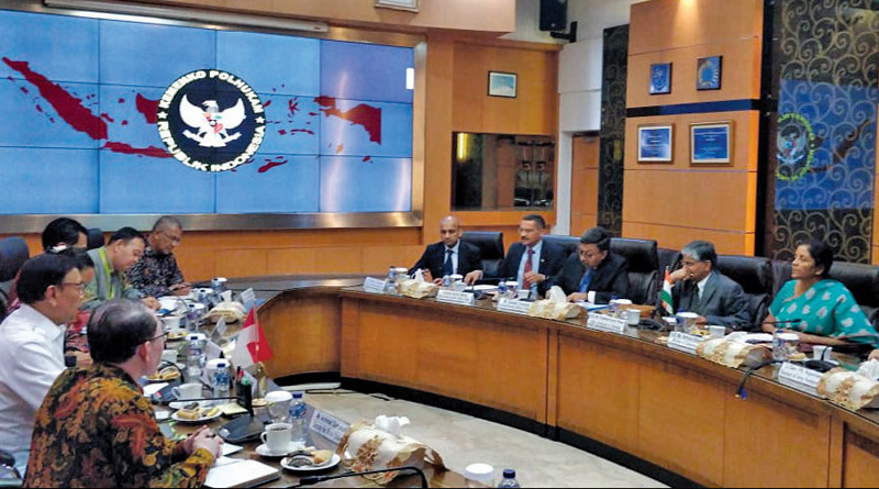Indo-Indonesian Defence Bilateral Talks Concludes