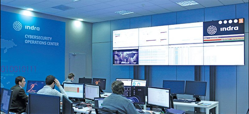 Indra Joins Nato's Public-Private Collaboration Model in Cyber Defence