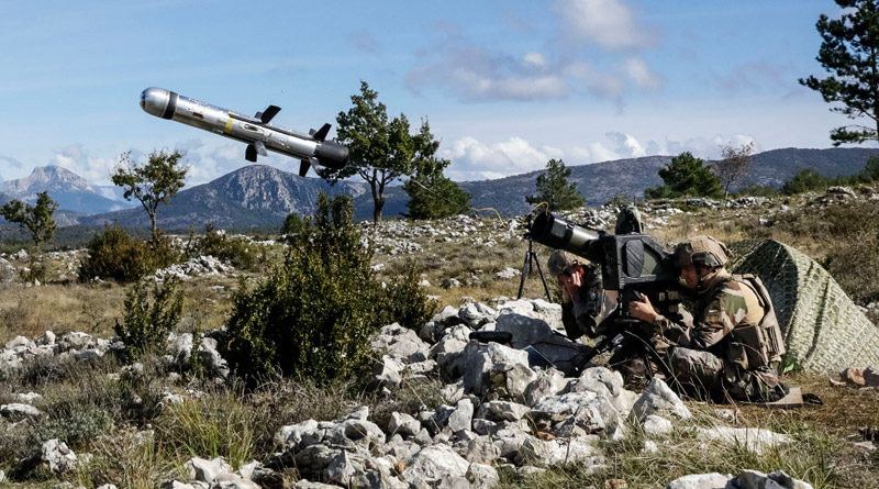 MBDA Demonstrates Operational Capabilities of MMP Missile