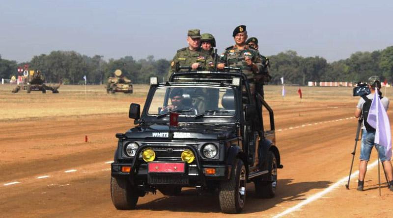 Major Bilateral Exercises Underway