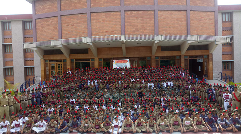 K'taka & Goa NCC directorate conducts R-Day camp