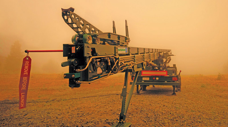 Robonic Delivers Third-Generation KONTIO Launcher to Leonardo