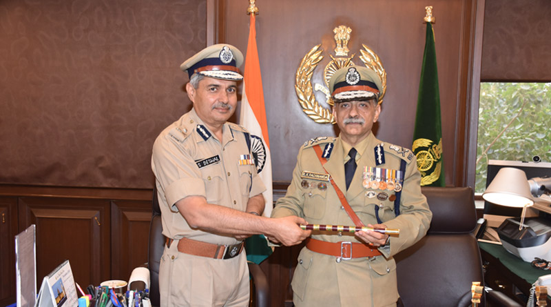 S. S. Deswal Appointed as new DG ITBP