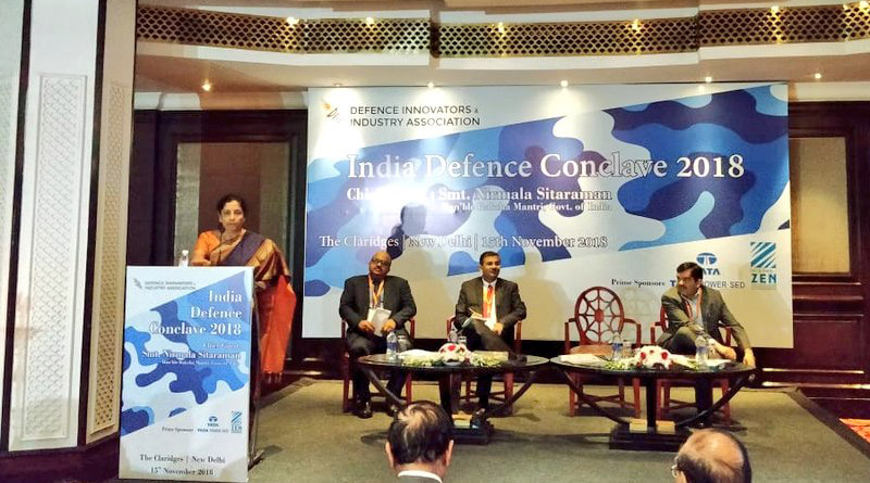 The defence minister said procurements have been simplified and significant strides are being made under Make in India in defence sector
