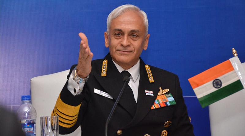 Chief of Naval Staff, Admiral Sunil Lanba