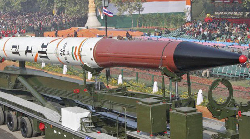 Nuclear-Capable Agni-IV Successfully Test-Fired