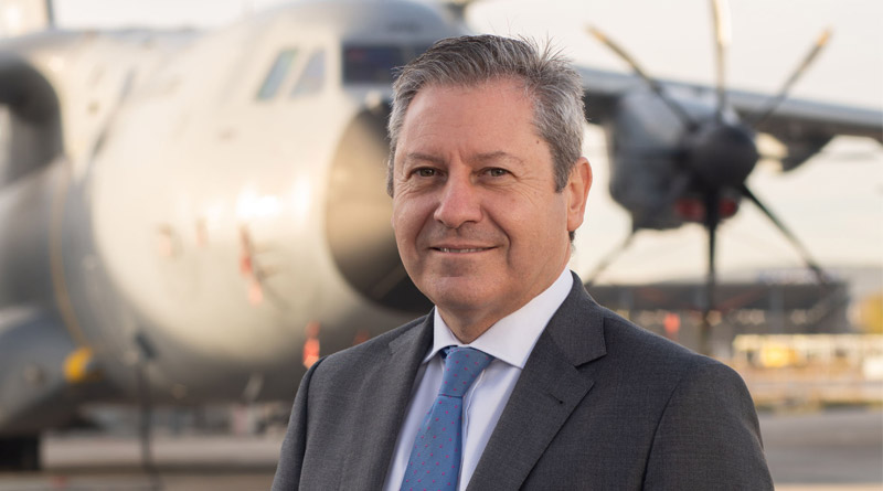 Alberto Gutiérrez to Head Military Aircraft Division of Airbus Defence and Space
