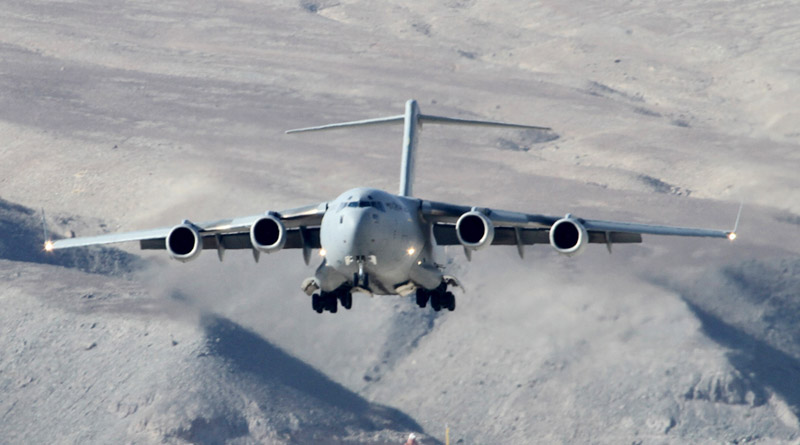 IAF Lifts a Record 463 Tonne Load in Rapid Airlift Effort