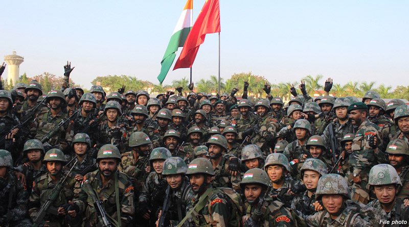 Chinese-and-Indian-contingents-at-the-termination-of-Exercise-Hand-in-Hand-on-25-nov