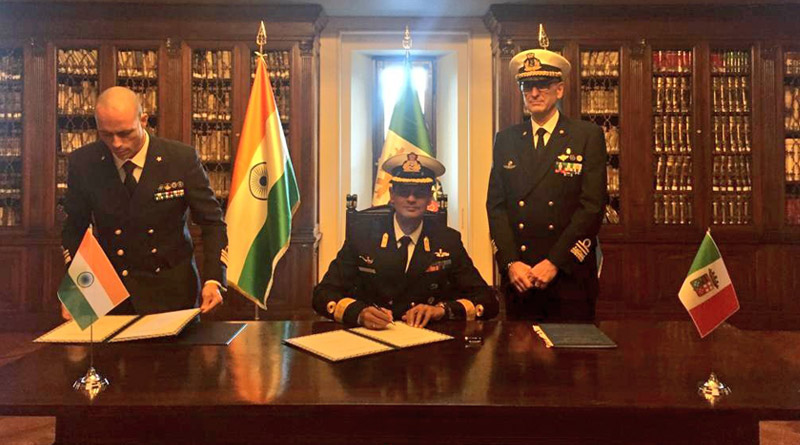India Joins Trans Regional Maritime Network