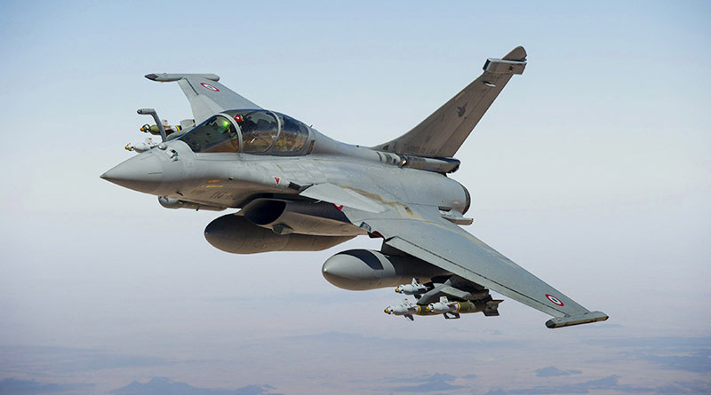 Dassault Aviation Welcomes SC Decision, Claims Deal 'Clean'