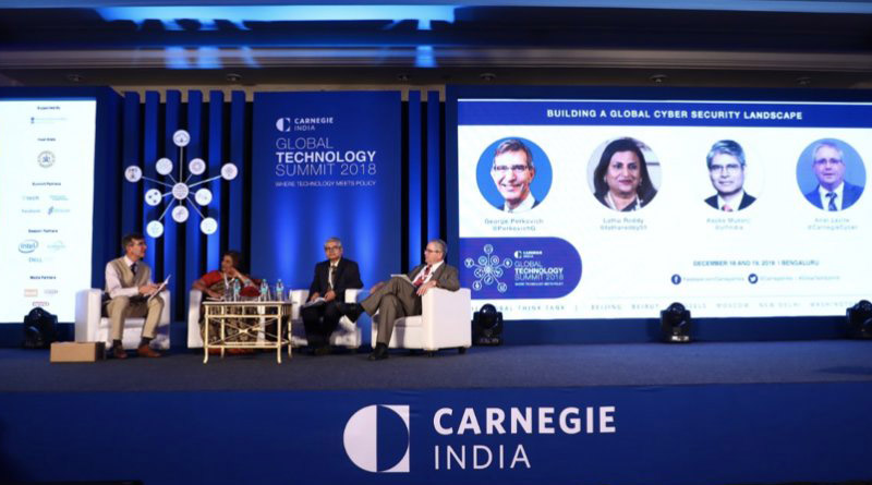 "Global Technology Summit held with focus on ""Technology and Society: Getting the Balance Right"""