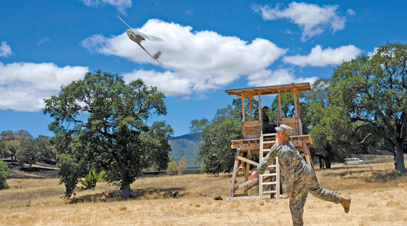 US DoD Spending on Counter-UAS Tech Reaches New Heights
