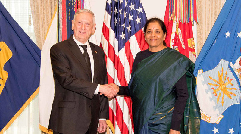 India, US Agree to Bolster Bilateral Defence Ties