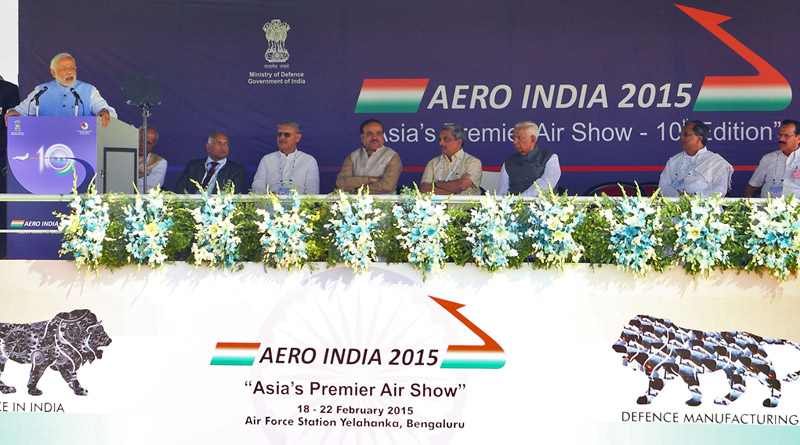 PM Modi may Inaugurate Aero India 2019