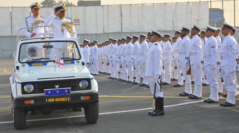 Vice Admiral Ajit Kumar Takes Over as Flag Officer Commanding-in-Chief Western Naval Command
