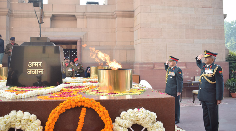 26th Army Air Defence Day Held