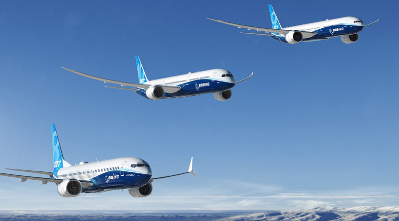 Boeing Sets New Delivery Record in 2018
