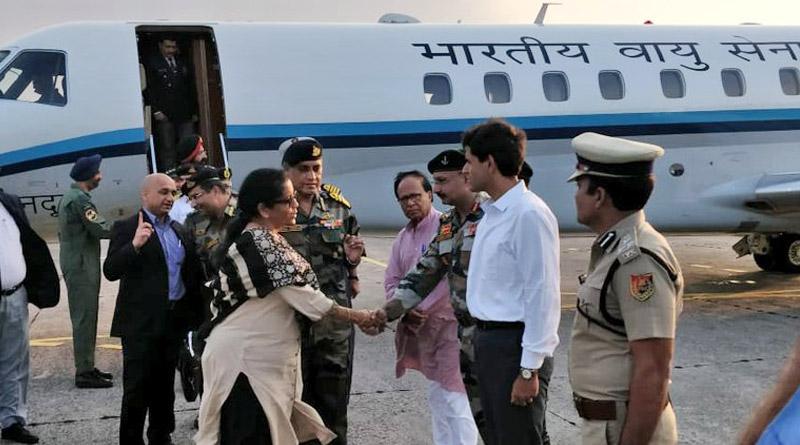 Defence Minister Visits Andaman Nicobar Command