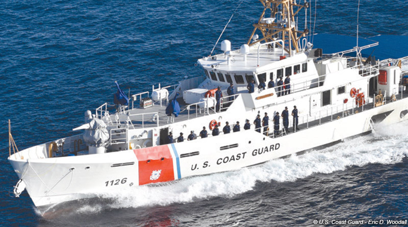 Fairbanks Morse to Power US Coast Guard Vessel OPC 2